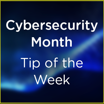 DGC's Cybersecurity Tip #2: Protecting Sensitive Information