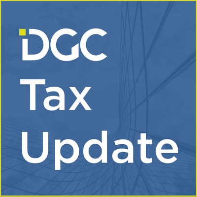 Tax Update Newsletter - April 2021