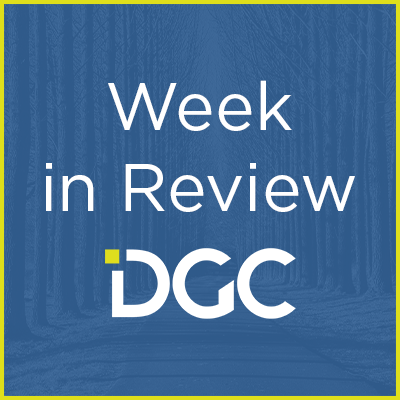 Week in Review - April 13, 2020